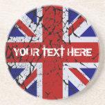 United Kingdom Beverage Coaster