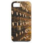 United Kingdom, Bristol, old wine bottles on iPhone 5 Case
