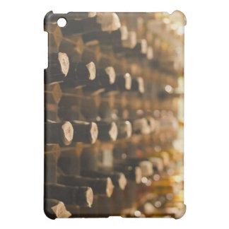 United Kingdom, Bristol, old wine bottles on iPad Mini Cases