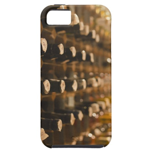 United Kingdom, Bristol, old wine bottles on iPhone SE/5/5s Case
