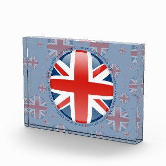United Kingdom Bubble Flag Award