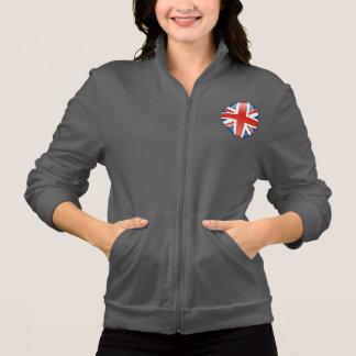 United Kingdom Bubble Flag Jacket