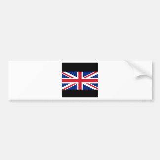 United Kingdom Bumper Sticker