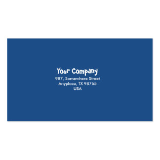United Kingdom Double-Sided Standard Business Cards (Pack Of 100)