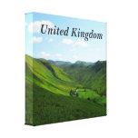 United Kingdom Canvas Prints