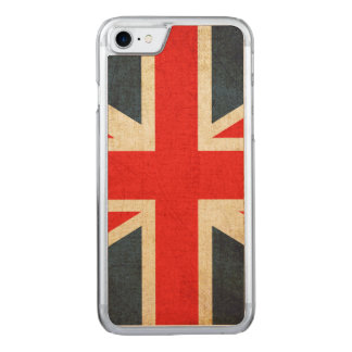 United Kingdom Carved iPhone 7 Case