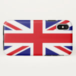 UNITED KINGDOM iPhone X CASE