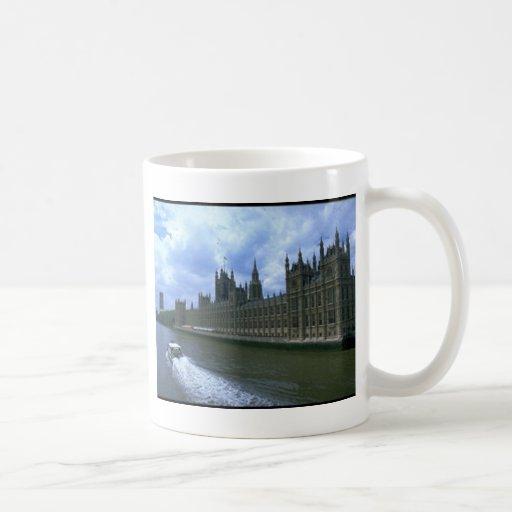 United Kingdom Classic White Coffee Mug