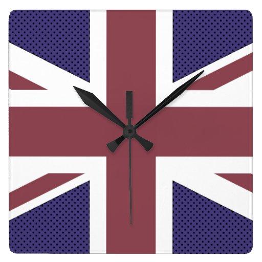 UNITED KINGDOM CLOCK