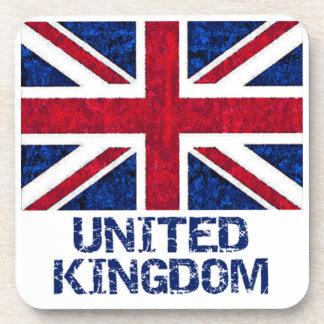 UNITED KINGDOM Coaster Set