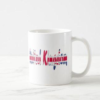United Kingdom Coffee Mug