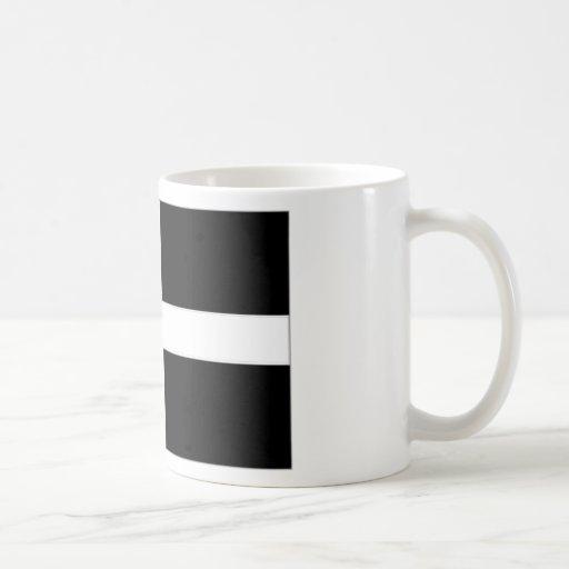 United Kingdom Cornwall Flag Coffee Mug