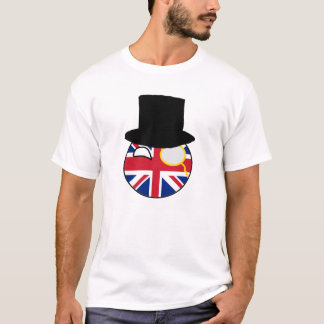 United Kingdom Country Ball T-Shirt