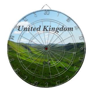 United Kingdom Dartboard