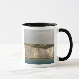 United Kingdom, Dover. The famous white cliffs Mug