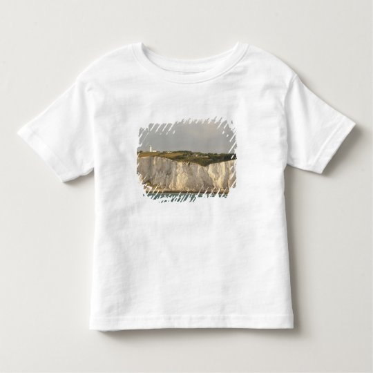 United Kingdom, Dover. The famous white cliffs Toddler T-shirt