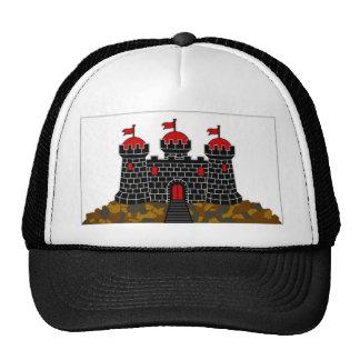 United Kingdom Edinburgh Flag Trucker Hat