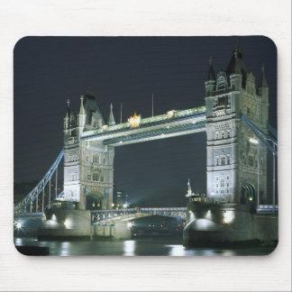 United Kingdom, England, London, Tower Bridge. Mouse Pad