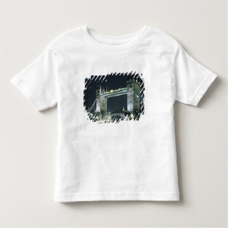 United Kingdom, England, London, Tower Bridge. Toddler T-shirt
