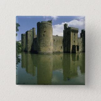 United Kingdom, England, Sussex, Bodiam Pinback Button