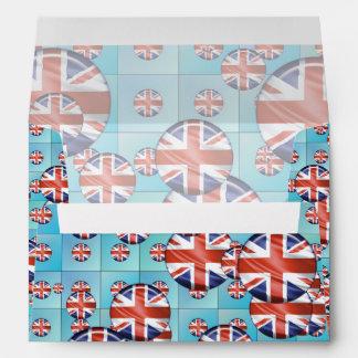 United Kingdom Envelope