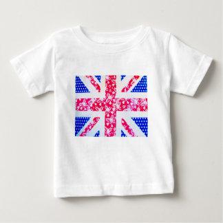 United Kingdom Flag Baby T-Shirt