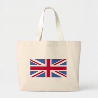 UNITED KINGDOM FLAG CANVAS BAGS