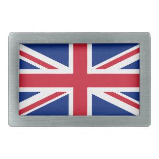 United Kingdom flag Belt Buckle