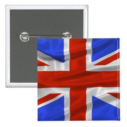 United Kingdom Flag Button