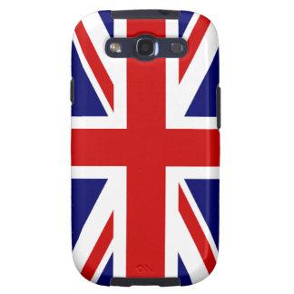 United Kingdom flag Case Samsung Galaxy S3 Case