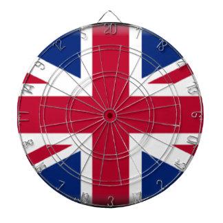 United Kingdom Flag Dartboards