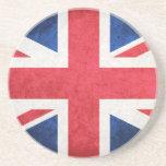 United Kingdom Flag Drink Coasters