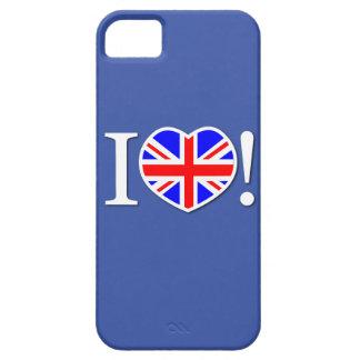 United Kingdom Flag iPhone Case iPhone 5 Cover