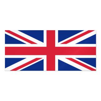 United Kingdom flag Magnetic Card