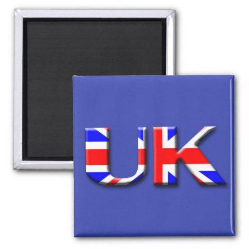 United Kingdom Flag Magnets