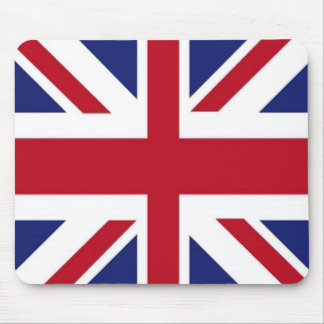 United Kingdom flag Mouse Pad