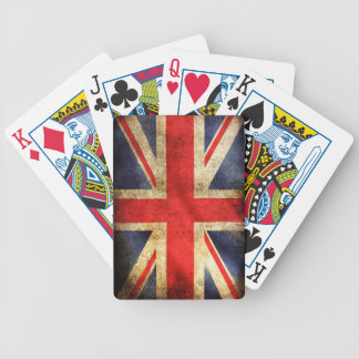 UNITED KINGDOM FLAG POKER DECK