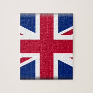 United Kingdom Flag Puzzle