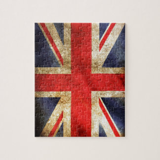 UNITED KINGDOM FLAG PUZZLES