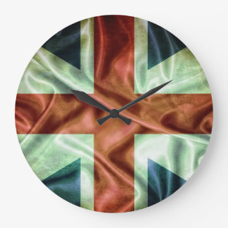 United Kingdom flag. Reloj