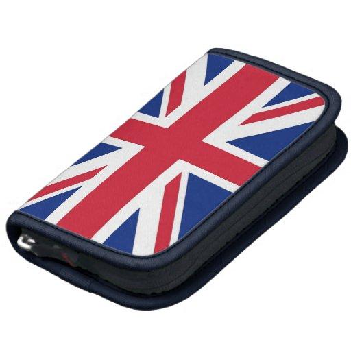 United Kingdom Flag Rickshaw Folio Planners