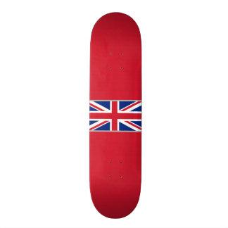United Kingdom Flag Skateboard