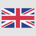 United Kingdom Flag Stickers*