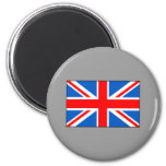 United Kingdom Flag T-shirts and Gifts Magnet