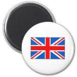 United Kingdom Flag T-shirts and Gifts Fridge Magnets