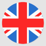 United Kingdom Flag T-shirts and Gifts Stickers