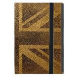 United Kingdom Flag Vintag #3 Case For iPad Mini