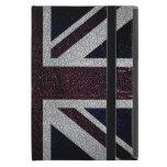 United Kingdom Flag Vintag #4 iPad Mini Case
