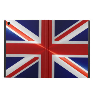 United Kingdom Flag Vintage iPad Air Case