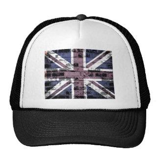 United Kingdom Flag Vintage Trucker Hat